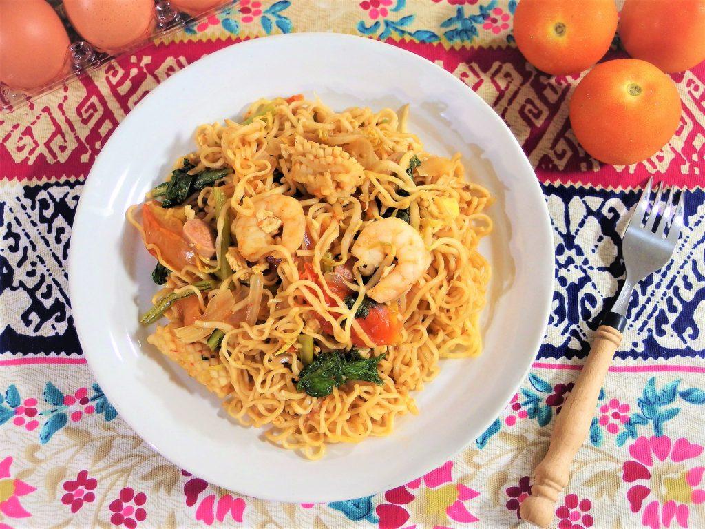 Maggi Goreng Recipe - Take Instant Noodles To The Next Level   Spring Tomorrow